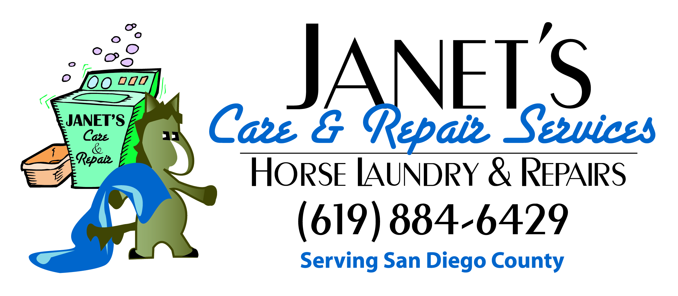 Janet's care and repair