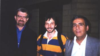 JFM, Peter Dovc and Armand Sanchez