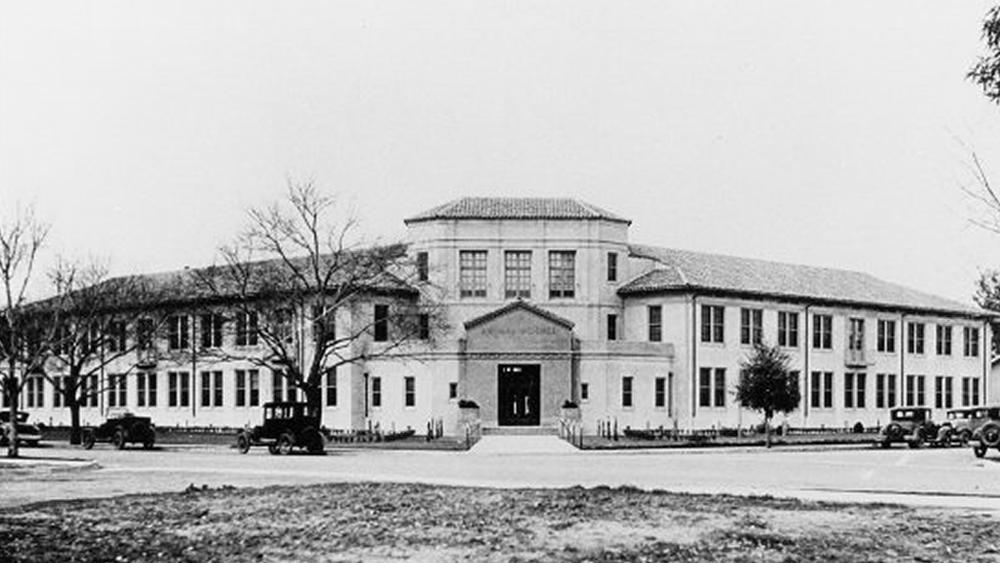 Animal Science Hall, 1920 (later Hart Hall)